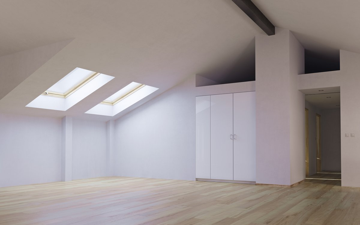 tips and tricks to help you paint the ceiling