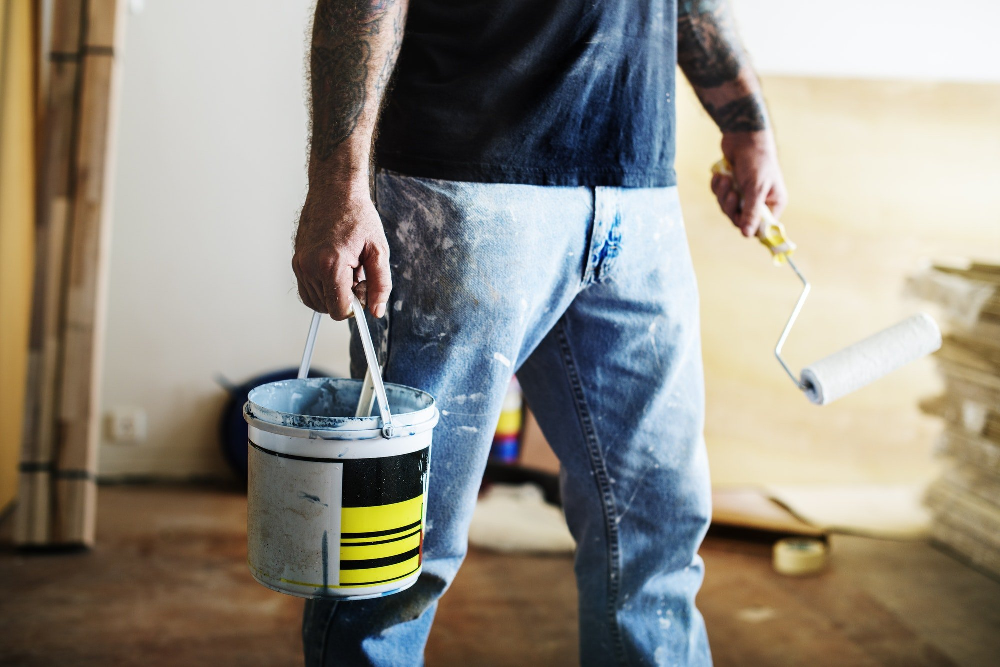 The Basics of Painting Trim – Expert Tips