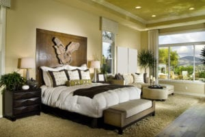 interior painting and decoration