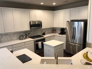 Cabinet Refinishing | Painting & Staining | Collin County, TX