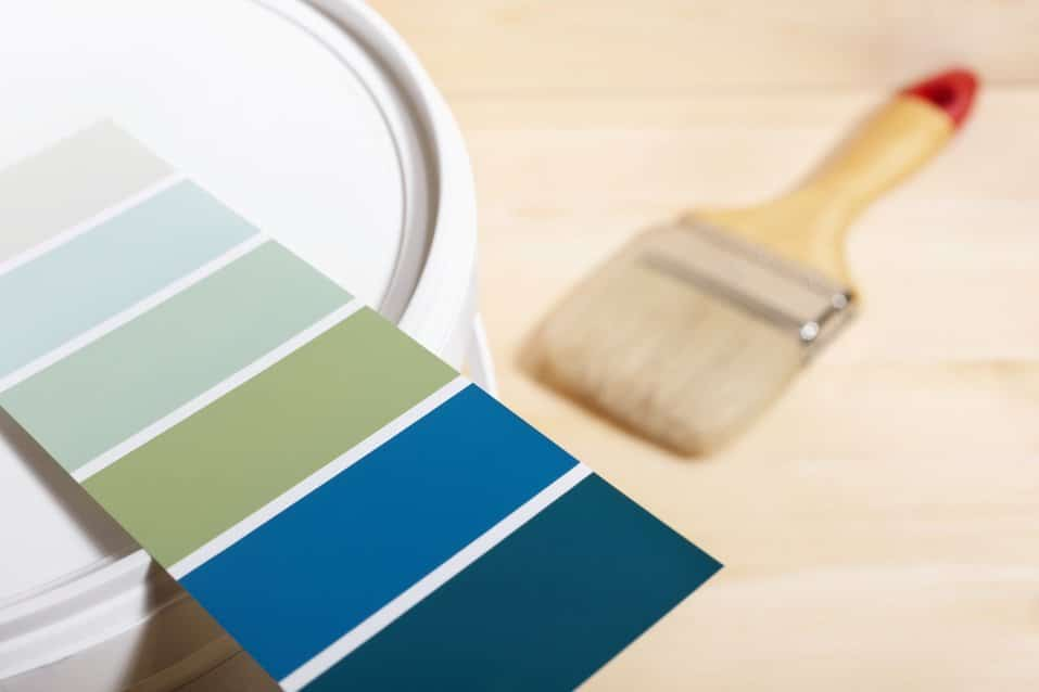 Types of Interior Paints and What They Do