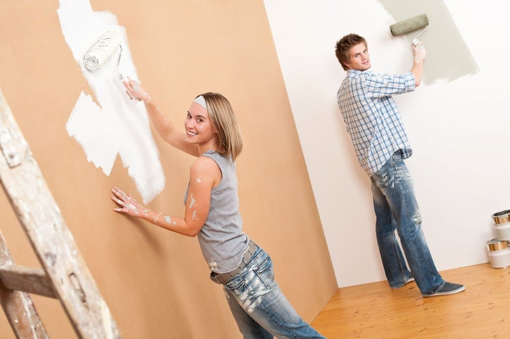 Cleaning Your Painted Walls Without Damaging The Paint