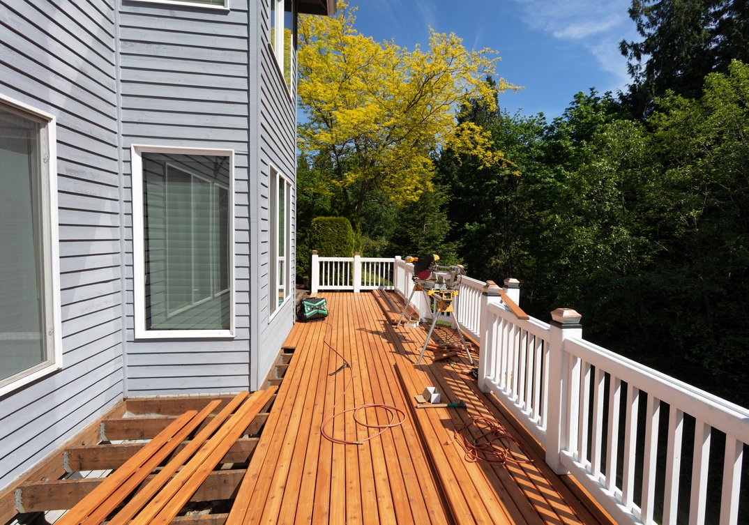 Extend The Life of Your Wood Deck