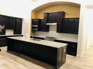Cabinet Painting in TX